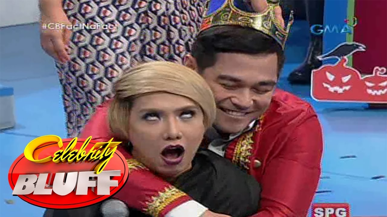 Celebrity Bluff: Donita Nose, na-possess?