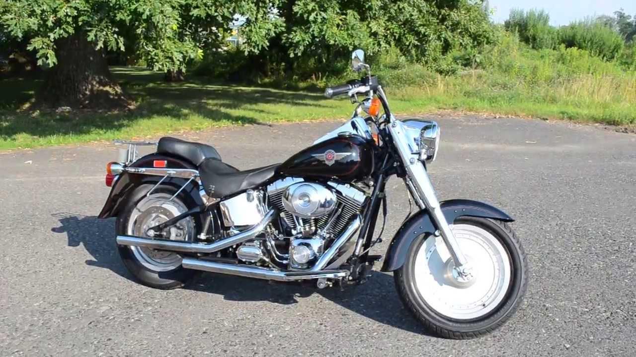 Harley Davidson Fatboy  Specs