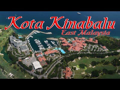 Kota Kinabalu - Sabah - East Malaysia - Part One