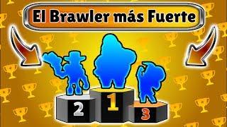 Скачать El Brawler Mas Fuerte 3 Ataques Estelar