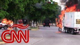 Gobierno de AMLO captura y luego libera al hijo del Chapo tras cruenta batalla en Culiacán