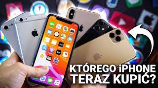 Jakiego iPhone'a wybrać i kupić w 2019/2020?