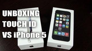 iPhone 5s: Распаковка, Touch ID, Сравнение с iPhone 5, Первые Впечатления - Keddr.com
