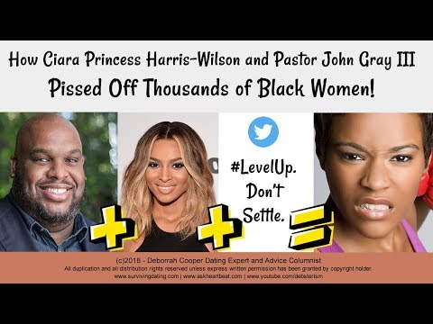 Ciara, Pastor John Gray, and the #LevelUp Don't Settle Fiasco
