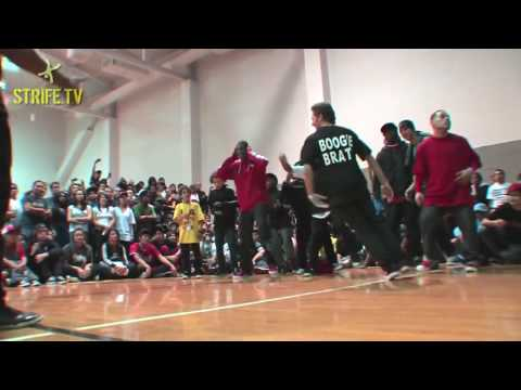 Claws Out 4 {B Boy Casper Compilation}