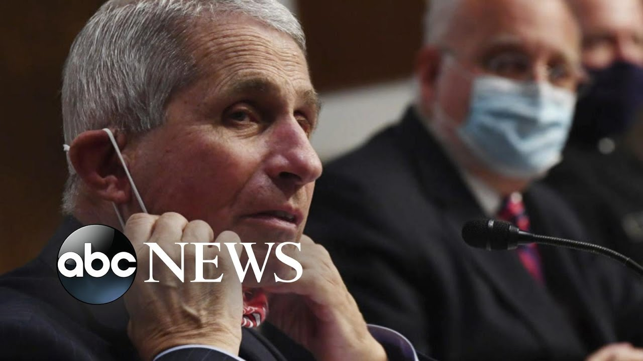 Fauci warns US is 'going in the wrong direction' l ABC News