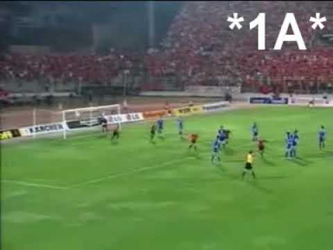 Albania 2-1 Greece 4.9.2004