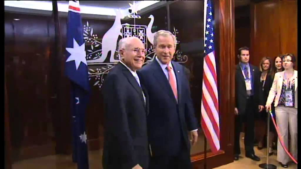 A Look Back On Kevin Rudd S Successful Election Campaign In 2007 Youtube