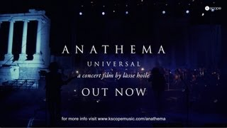 Anathema - Universal (from the Universal Concert Film)