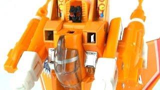 Transformers - E-Hobby Sunstorm (Encore reissue)