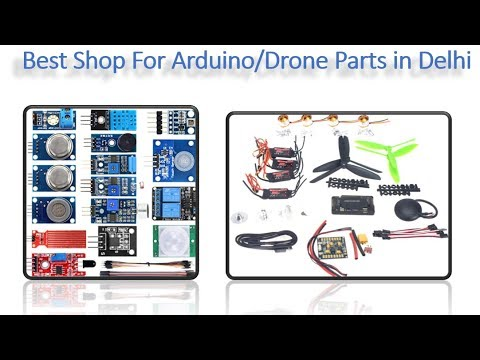 Aks Arduino Electronics,Store For All Arduino Robot And Drone Parts In New Delhi India