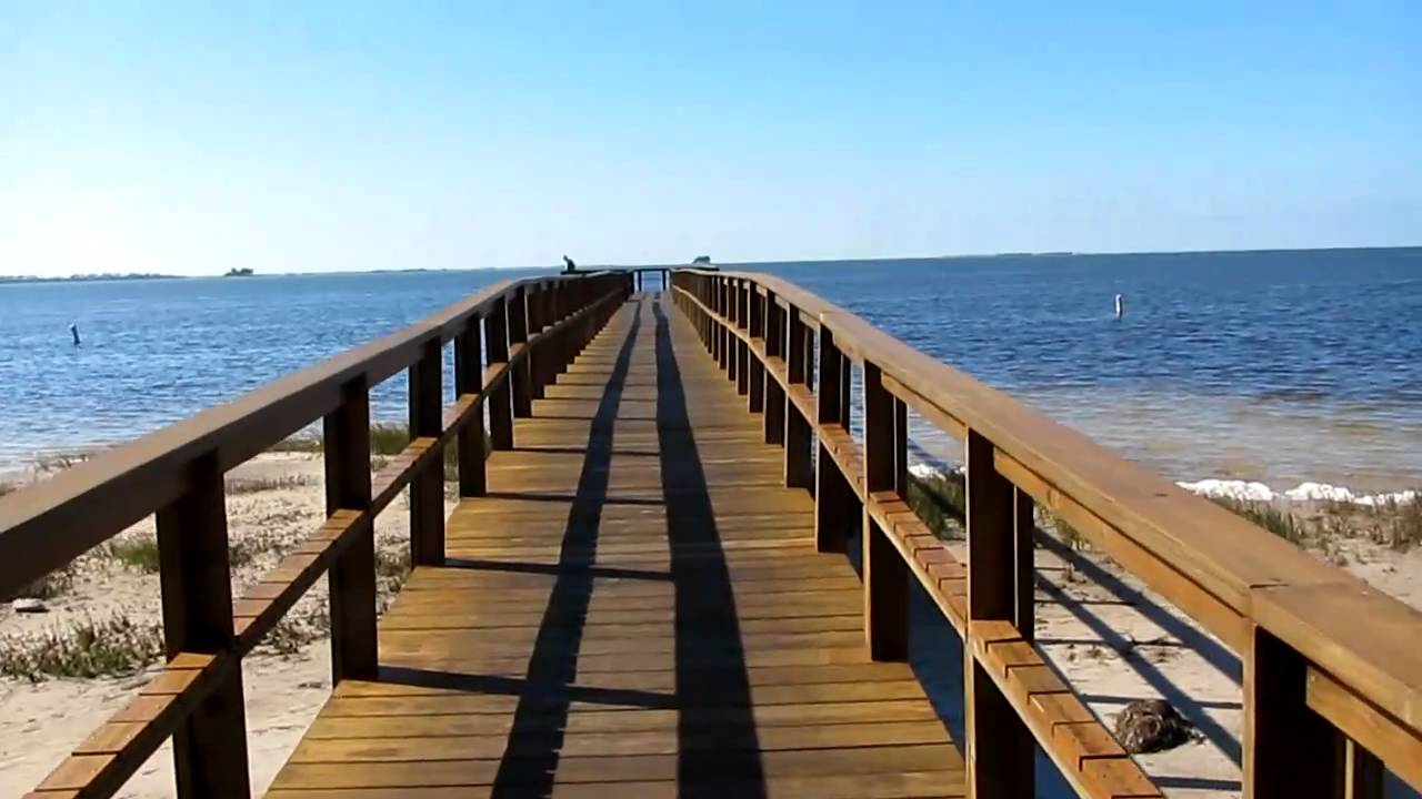 Navarre Beach Pier Rules and Regulations-No running on the pier.-No sitting or standing on the railing.-No pets allowed.-No jumping off the pier.