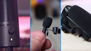 Migliore microfono per video su YouTube?