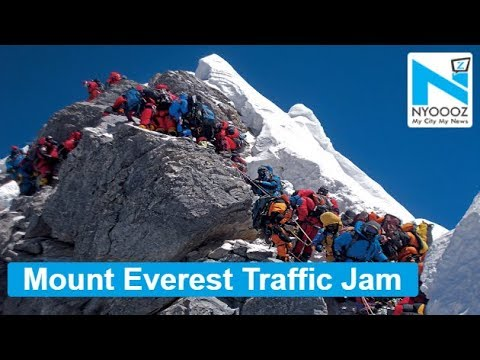3 Indians dead as 'traffic jam' on Everest puts climbers at risk