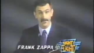 1985 Frank Zappa on Night Flight (Porn Wars)