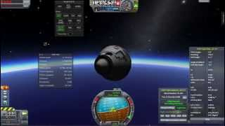 KSP Real Solar System- Launch, Orbit, and Re-Entry