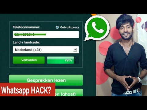 Whatsapp HACK?-The Truth of Youtube Videos!