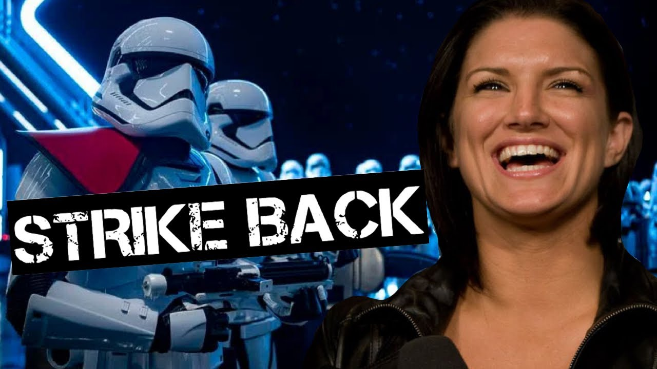 Gina Carano haters face INSTANT REGRET! Fail to please their Lucasfilm Star Wars masters!