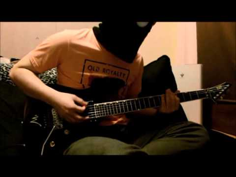 HELLOWEEN - FAR FROM THE STARS (Guitar Cover)