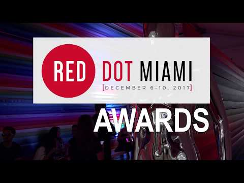 Red Dot Miami 2017 - Best Booth Design   Contemporary Art Projects