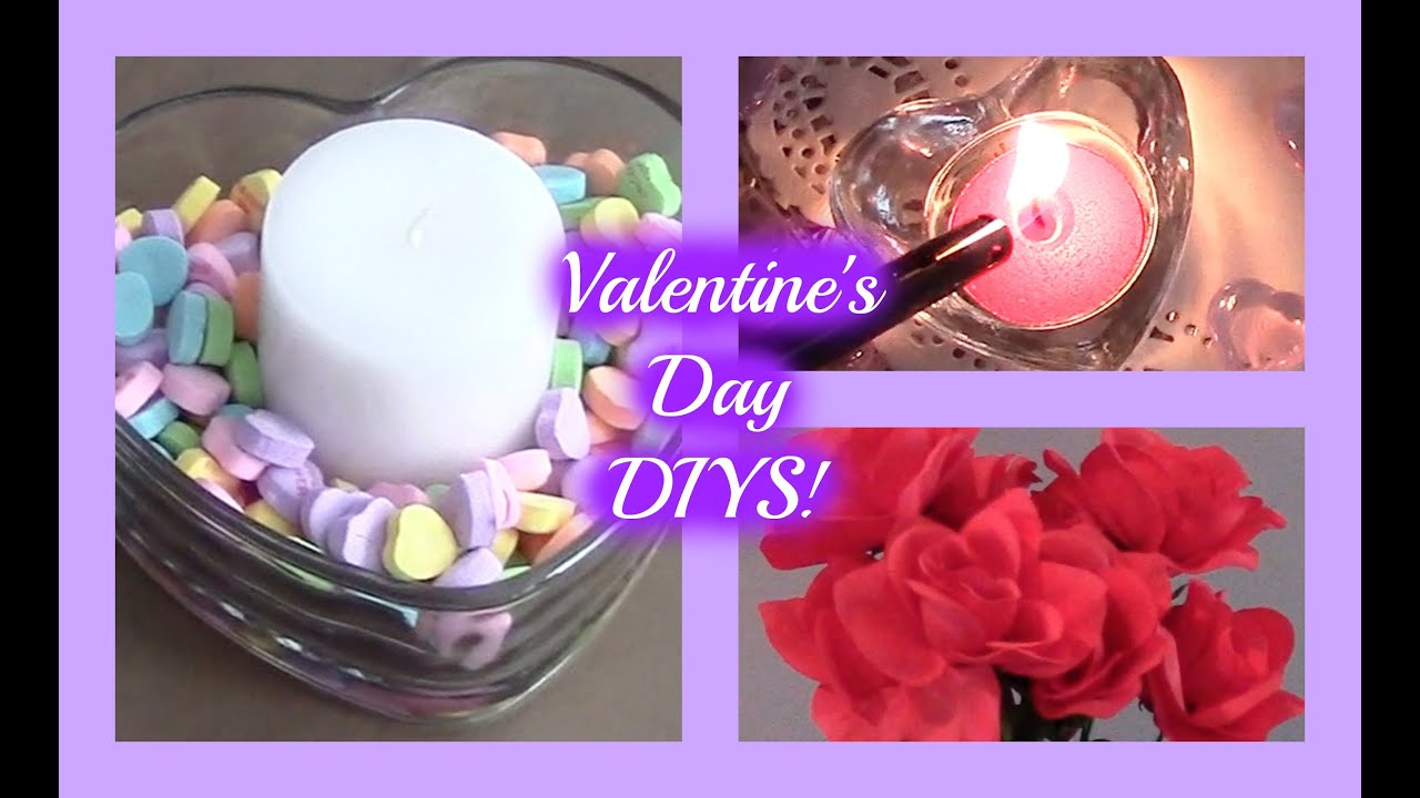 Diy valentines day dollar tree decor gift idea youtube solutioingenieria Image collections
