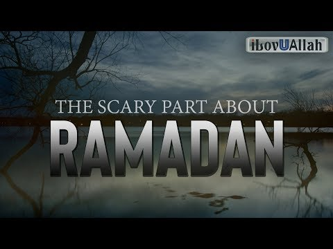 The Scary Part About Ramadan *Must Watch*