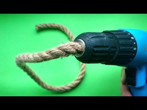 23 Crazy Life Hacks for Drill Machine