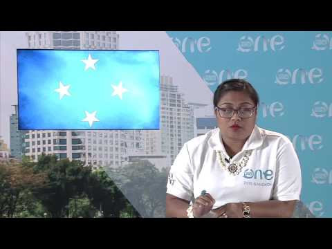 #CallOnCOP - Stephanie Edwards, Federated States of Micronesia