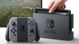 Nintendo Switch Is Complete TRASH