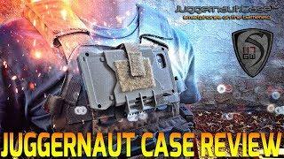 JUGGERNAUT CASE BUMPR REVIEW - SPARTAN117GW