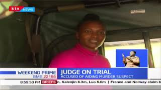 JUDGE ON TRIAL: Court of Appeal Judge Justice  Ole Sankai released on a free bond