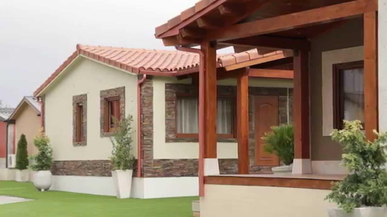 Gran exposici n permanente de casas prefabricadas youtube Casas prefabricadas de ocasion particulares