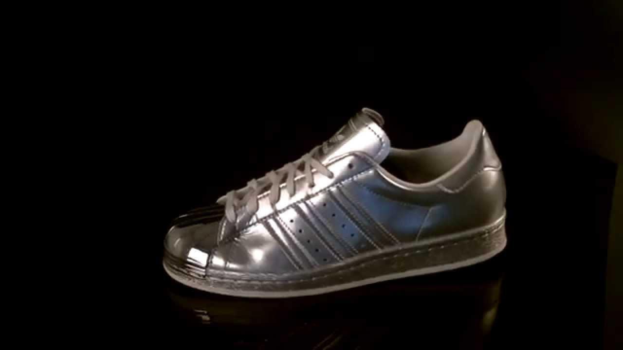 adidas superstar 39 silver