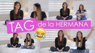 TAG DE LA HERMANA | GABY ESPINO TV