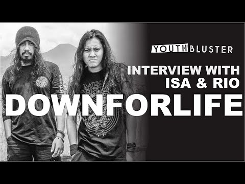 YOUTH BLUSTER #3 with RIO & ISA ( DOWN FOR LIFE )
