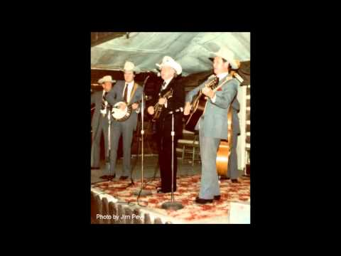 Bill Monroe - Travellin' Down This Lonesome Road (Live)