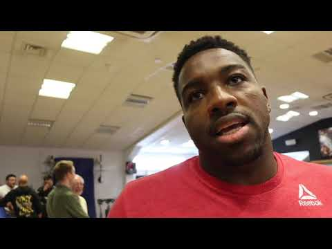 'TYSON FURY KICKED MY BUTT IN SPARRING' - WALT HARRIS REVEALS - & COMPARES SPARRING DEONTAY WILDER