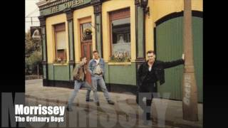 Watch Morrissey The Ordinary Boys video