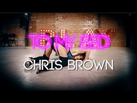 "Chris Brown - ""To My Bed"" 