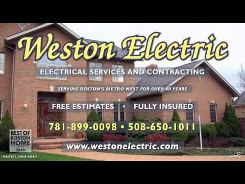 Weston Electric Inc. | Electrical Services and Contracting in the Metro Boston MA area