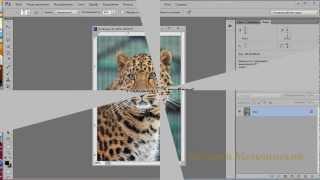 Как улучшить наши фотки с помощью каналов фотошопа? Урок фотошоп.