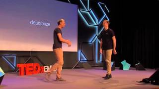 How to face a problem: from reaction to creation | Jean François Noubel | TEDxEMLYON