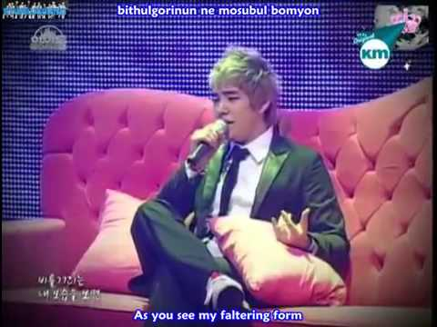 Super Junior T - Don't go away live (Eng Subbed)