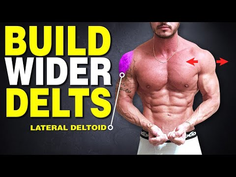 Download Top 3 Mid-Delt Exercises for WIDER SHOULDERS