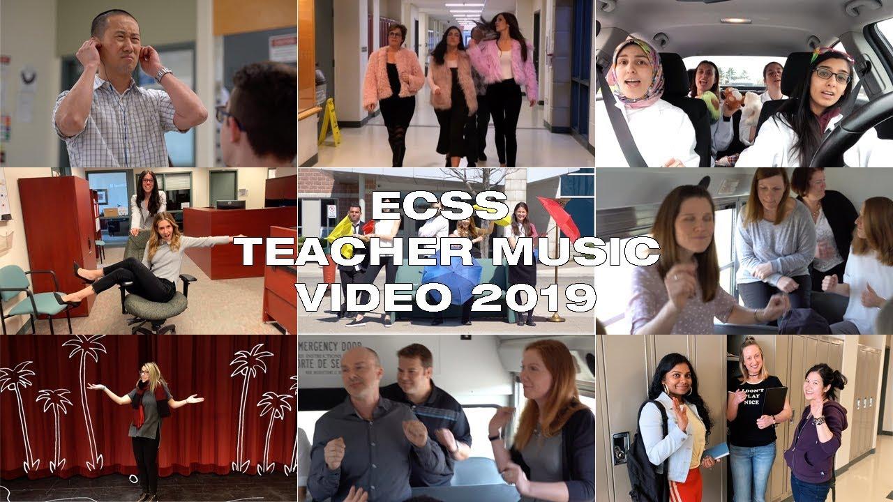 ECSS Teacher Music Video 2019