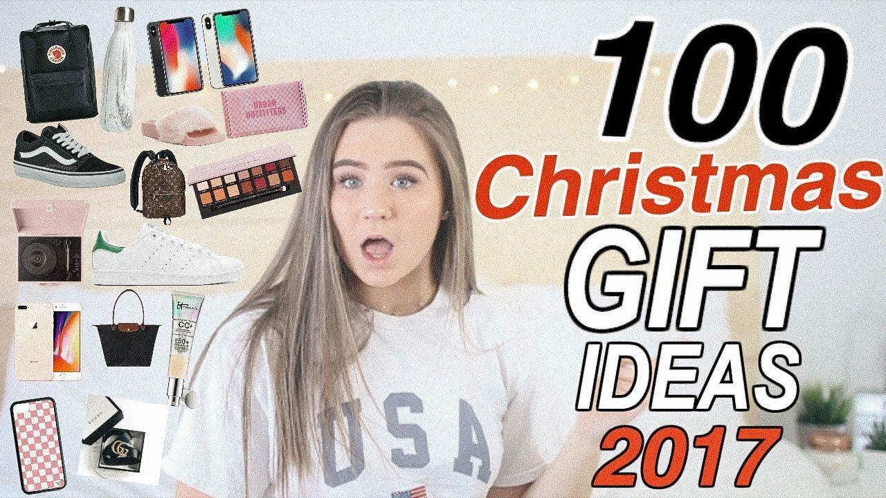 100 Christmas Gift Ideas 2017 Doovi
