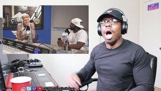 Machine Gun Kelly **Disses G Eazy NEW FREESTYLE**   Funk Flex   #Freestyle107 Reaction