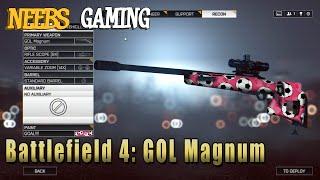 Battlefield 4: GOL Magnum