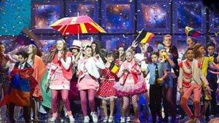 Georgian winners at Junior Eurovision song contest