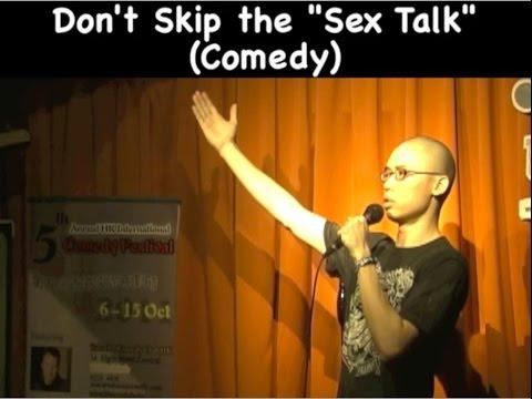 "Jinx Yeo - Don't Skip the ""Sex Talk"" [Comedy]"